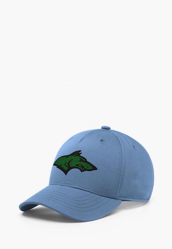 женская бейсболка headway, голубая