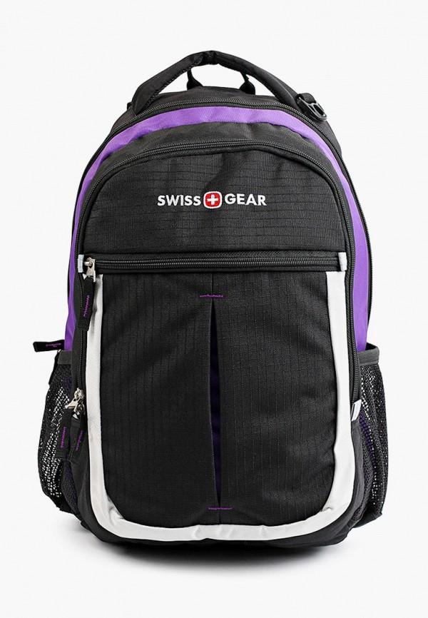 женский рюкзак swissgear, черный