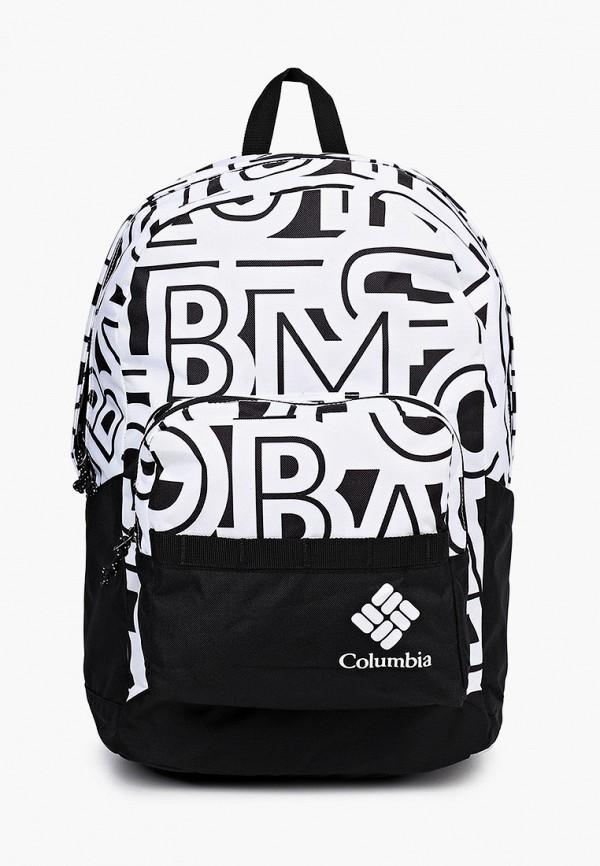 женский рюкзак columbia, белый