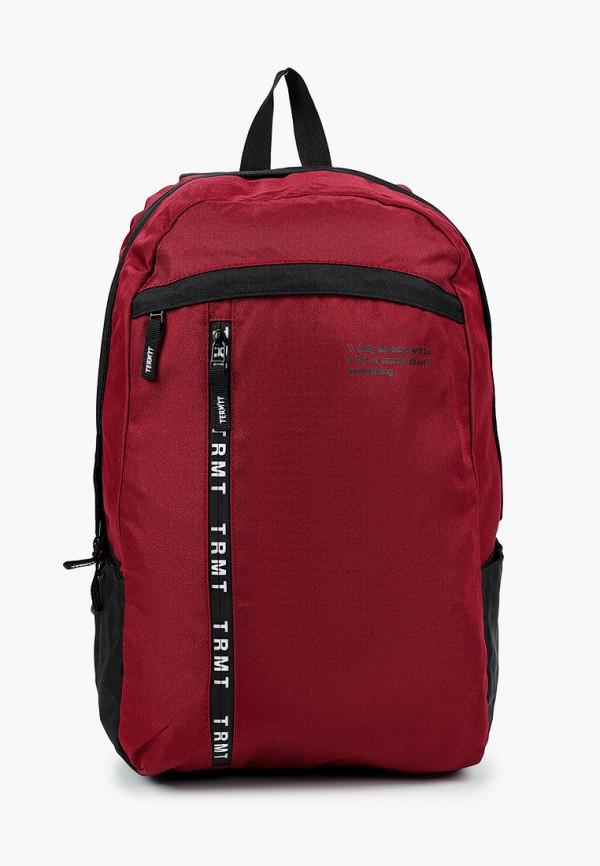 женский рюкзак termit, бордовый