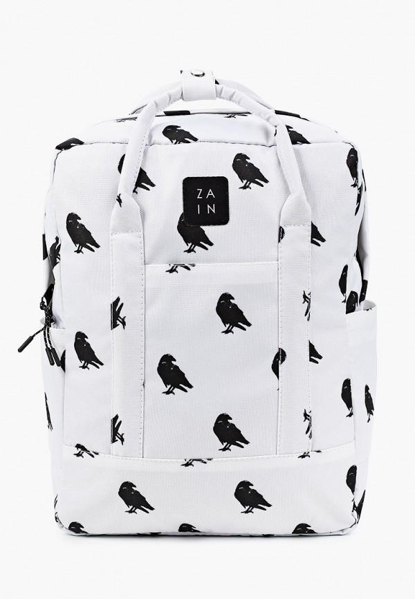 женский рюкзак zain, белый