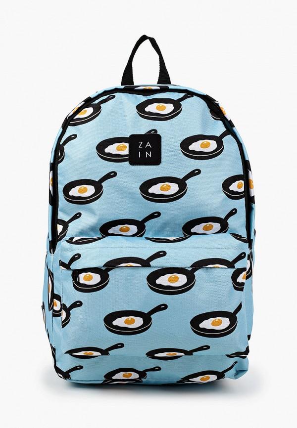 женский рюкзак zain, голубой