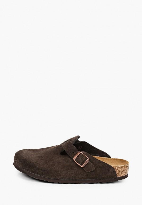 женские сандалии birkenstock, коричневые