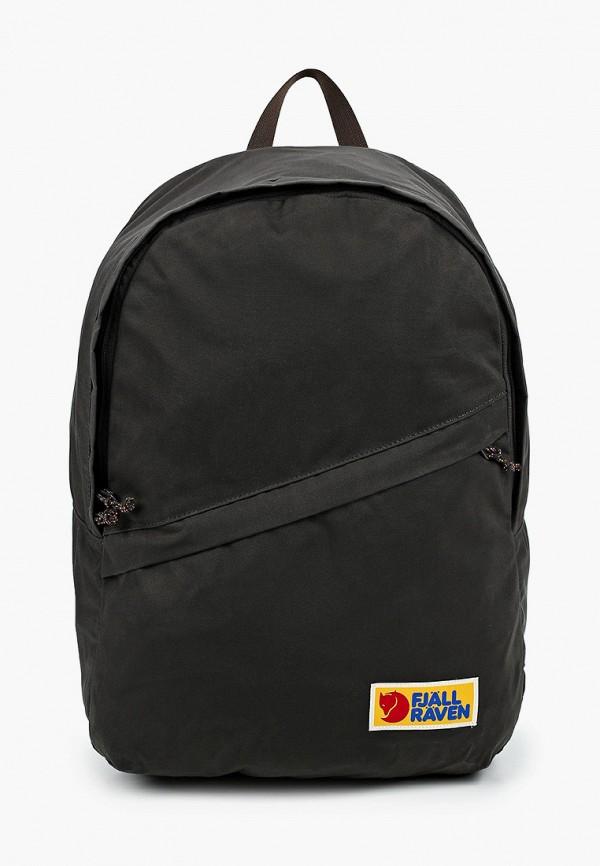 женский рюкзак fjällräven kånken, серый