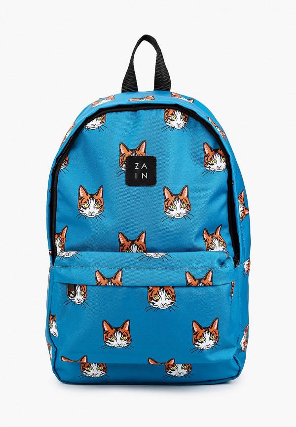 женский рюкзак zain, синий
