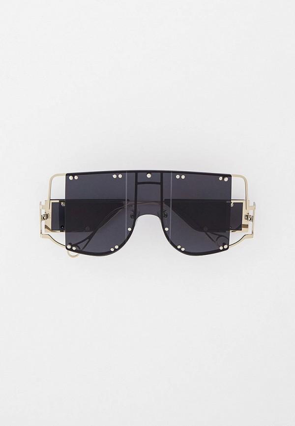 женские авиаторы солнцезащитные очки bocciolo, серебряные