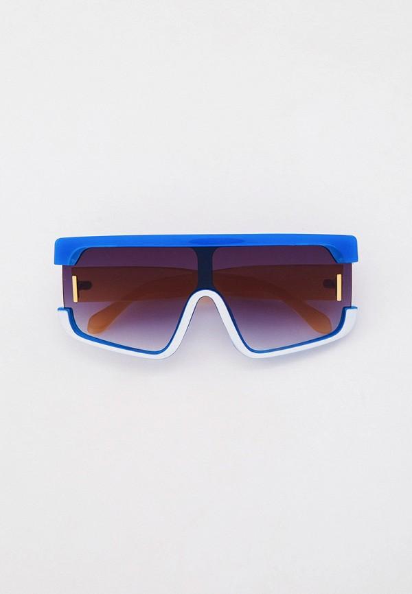 женские квадратные солнцезащитные очки bocciolo, разноцветные