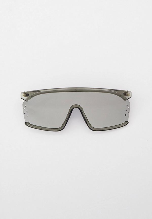 женские авиаторы солнцезащитные очки bocciolo, серые