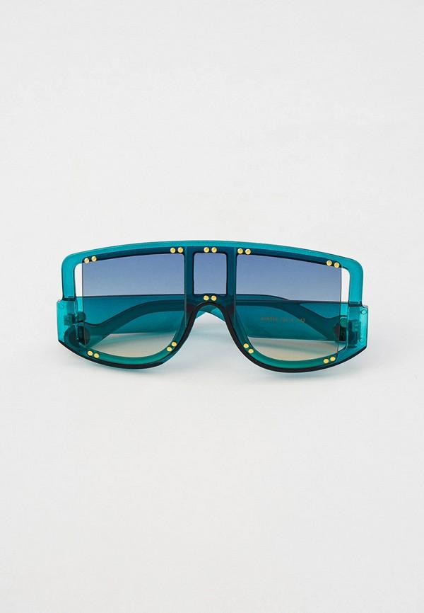 женские авиаторы солнцезащитные очки bocciolo, голубые