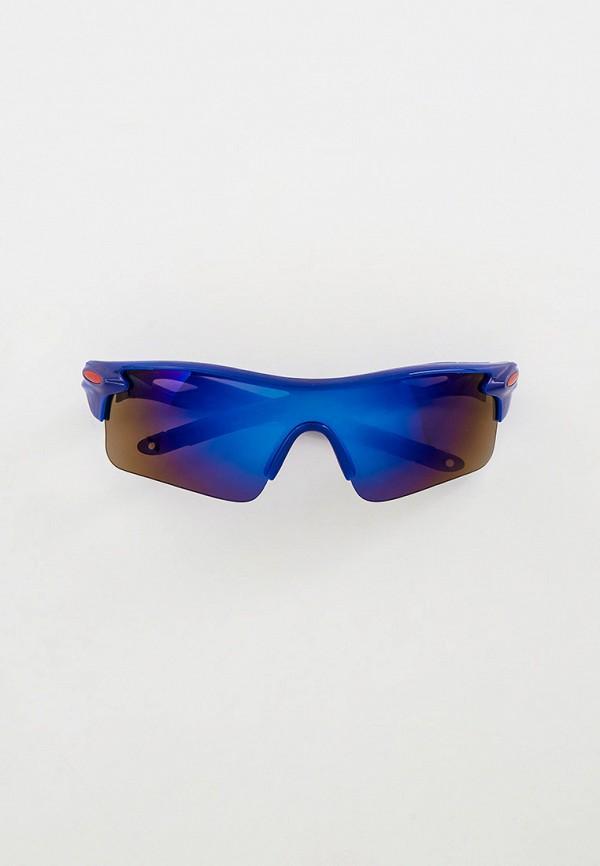 женские солнцезащитные очки bocciolo, синие