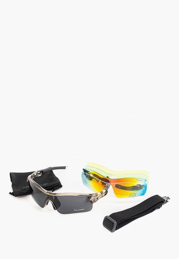 женские солнцезащитные очки brenda, разноцветные