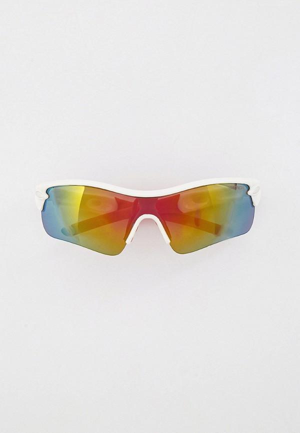 женские солнцезащитные очки brenda, белые