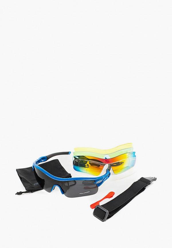 женские солнцезащитные очки brenda, синие