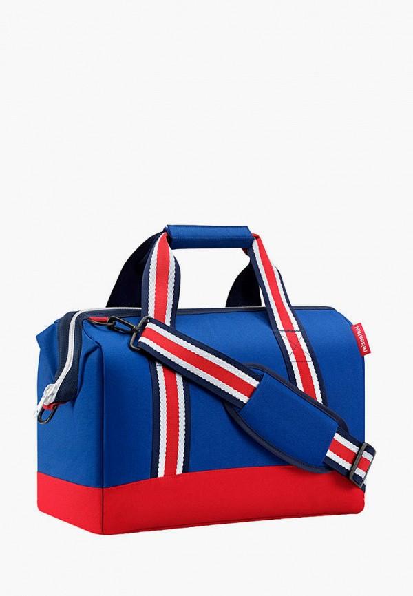 женская дорожные сумка reisenthel, синяя
