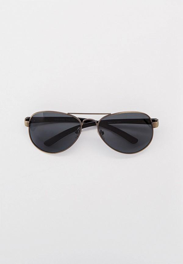 женские авиаторы солнцезащитные очки eyelevel, серебряные