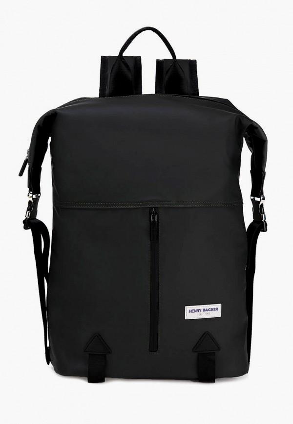 женский рюкзак henry backer, черный