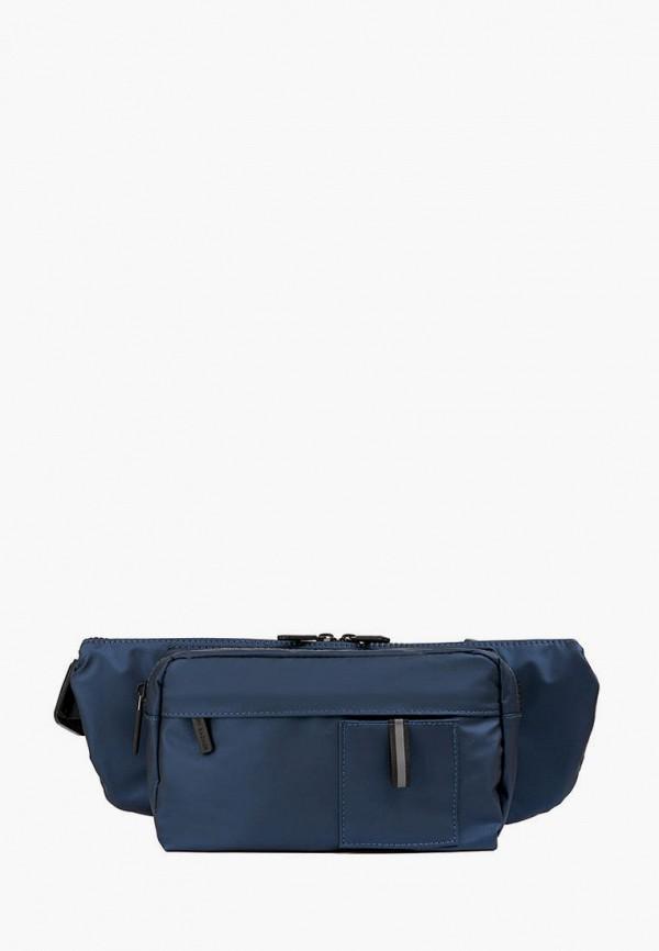 женская поясные сумка henry backer, синяя