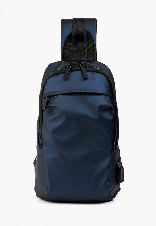 женский рюкзак henry backer, синий