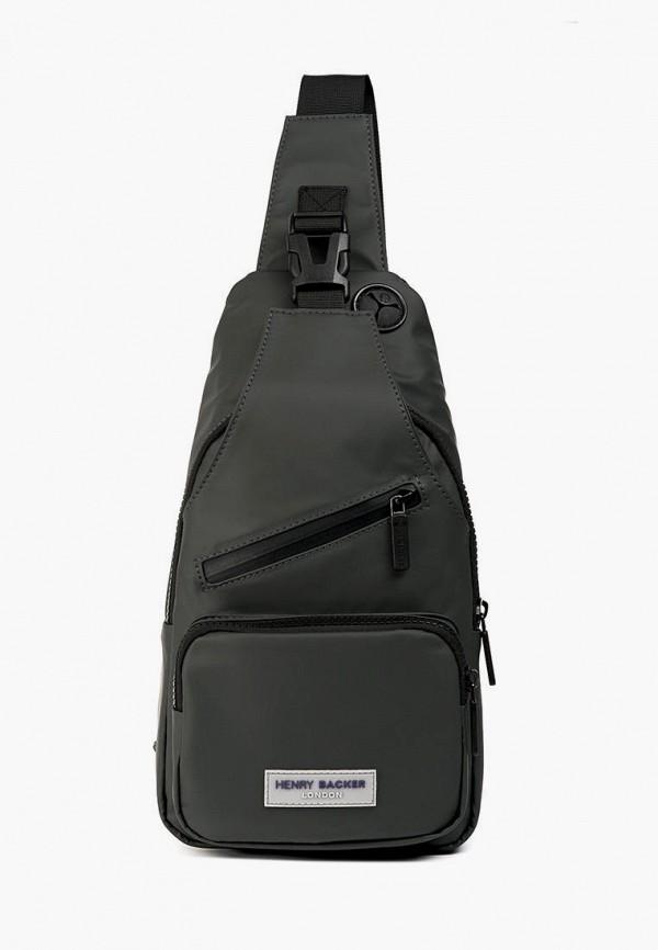 женский рюкзак henry backer, хаки