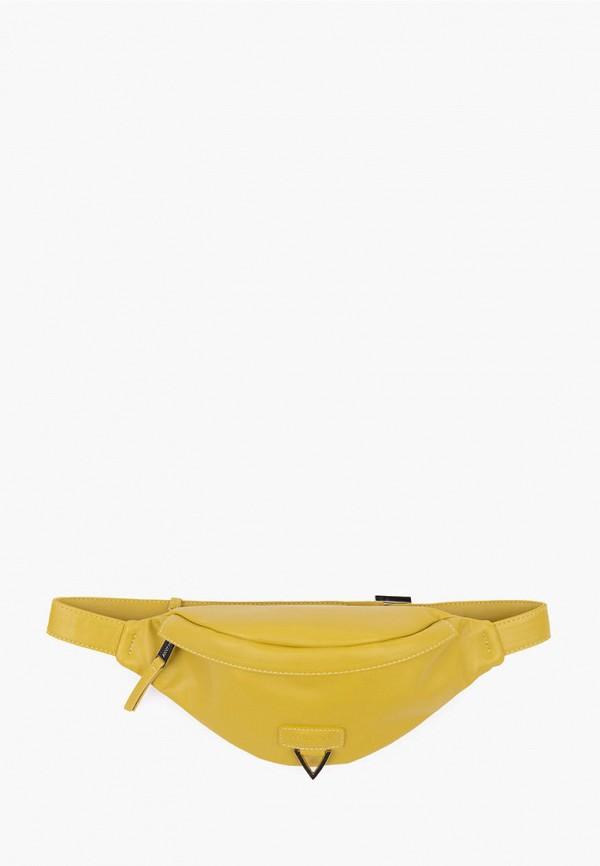 женская поясные сумка arny praht, желтая