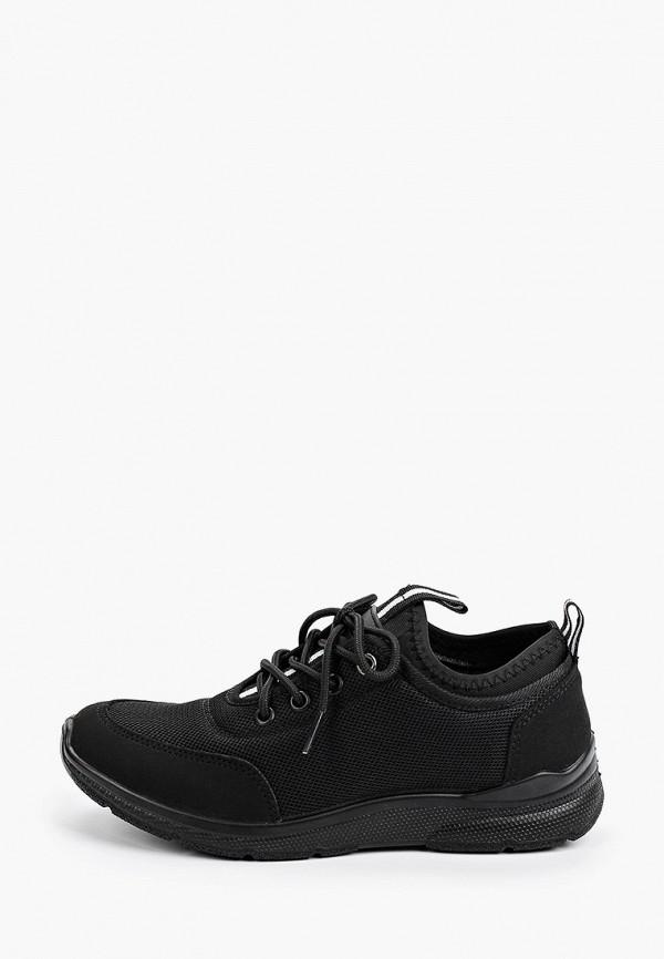женские низкие кроссовки wanngo, черные