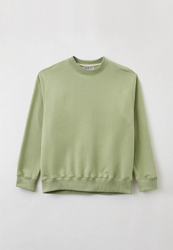 женский свитшот eniland, зеленый