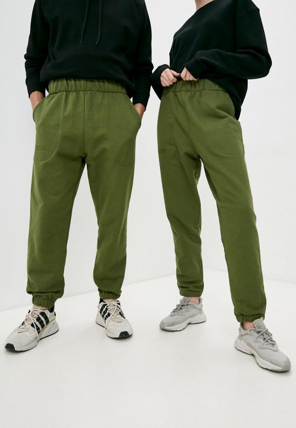 женские спортивные брюки sayonara boy, хаки