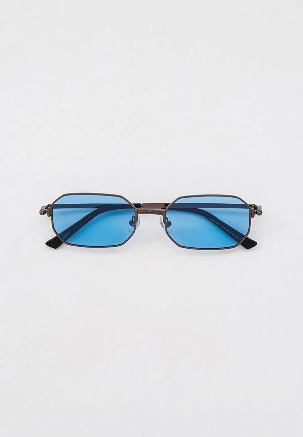 женские квадратные солнцезащитные очки havvs, серые