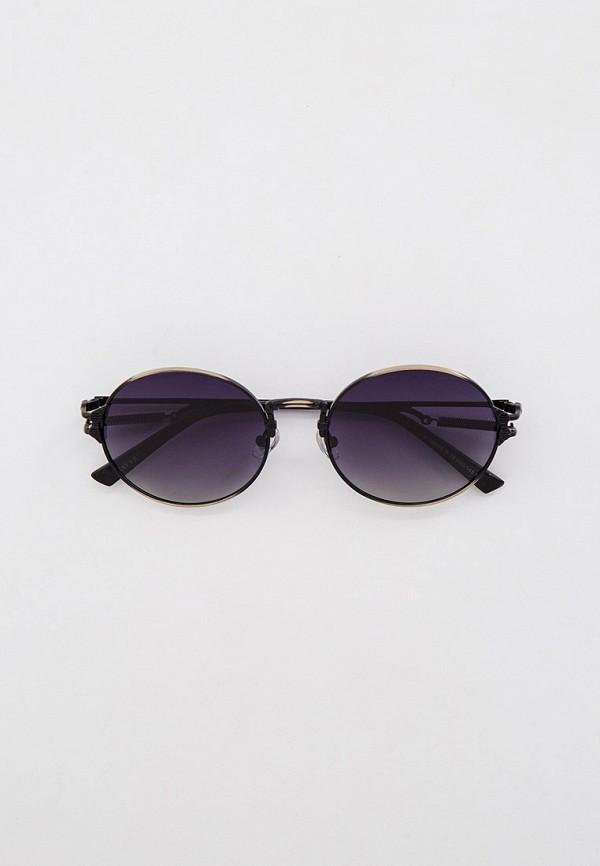 женские круглые солнцезащитные очки havvs, серые
