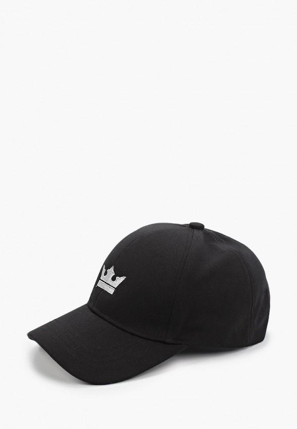 женская бейсболка hatparad, черная