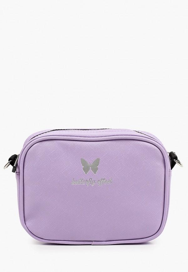женская сумка через плечо zakka, фиолетовая