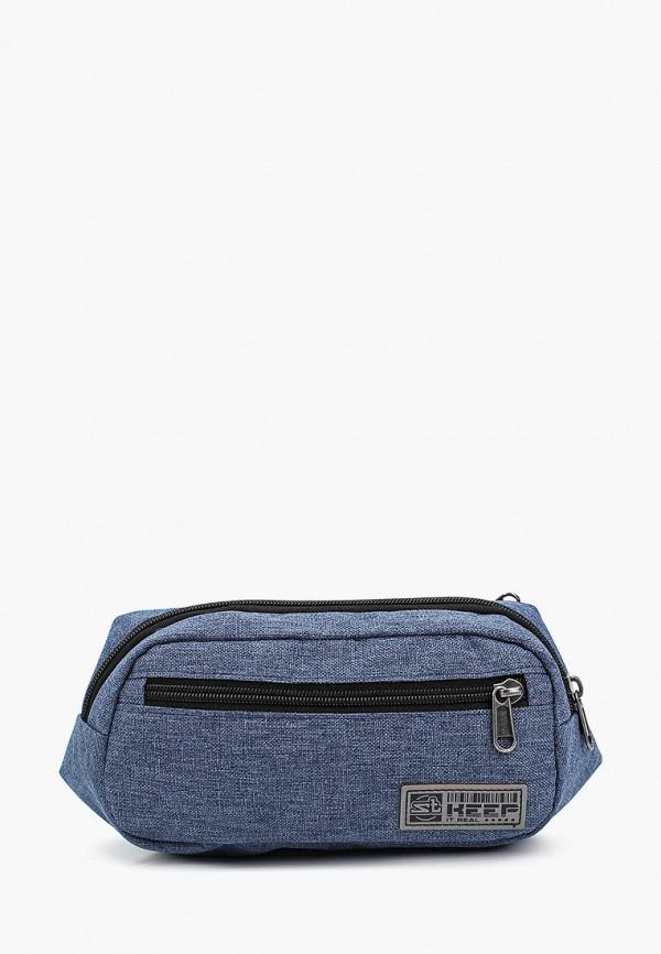 женская поясные сумка stelz, синяя