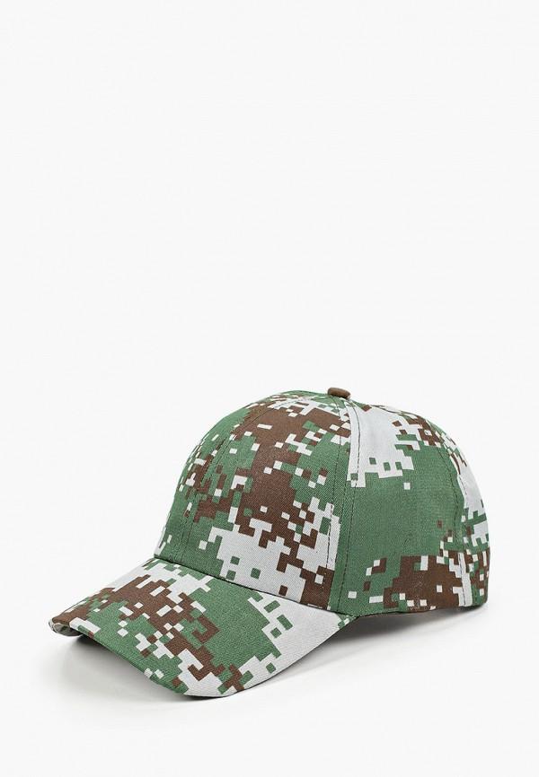 женская бейсболка flioraj, зеленая