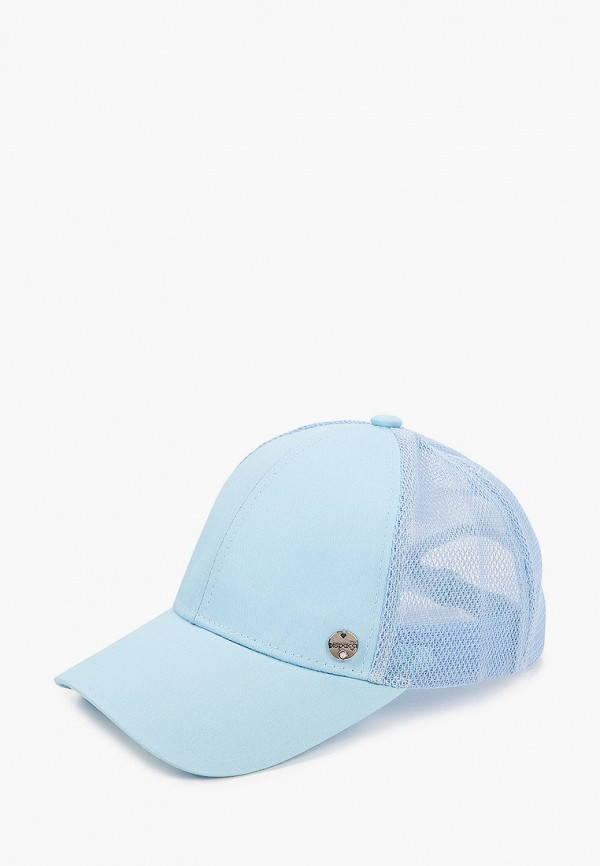 женская бейсболка dispacci, голубая
