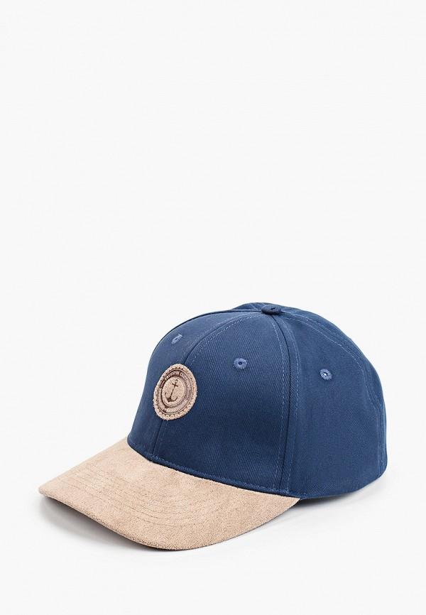 женская бейсболка запорожец heritage, синяя