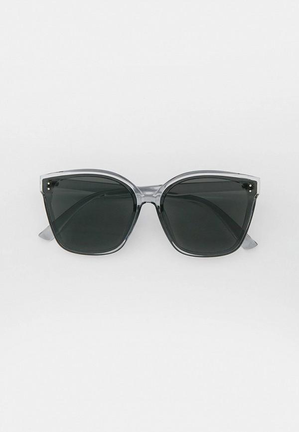 женские круглые солнцезащитные очки bocciolo, серые