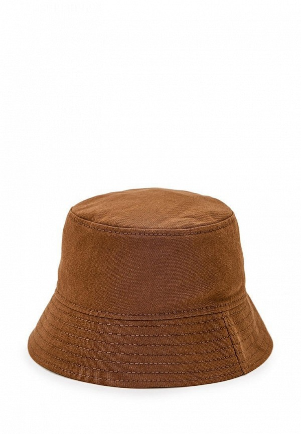 женская панама zinamagazin, коричневая