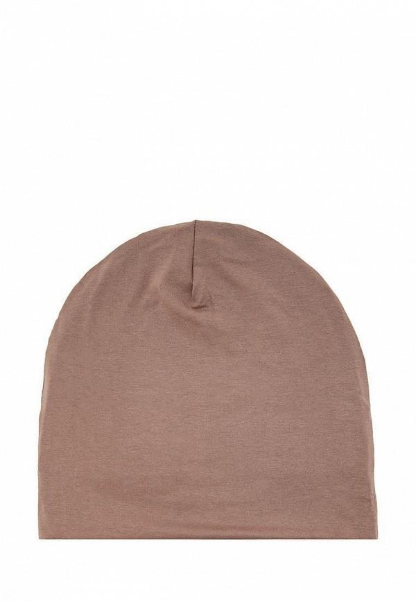 женская шапка zinamagazin, коричневая