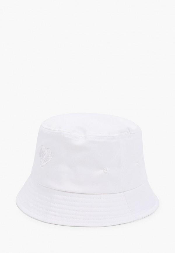 женская панама hatparad, белая
