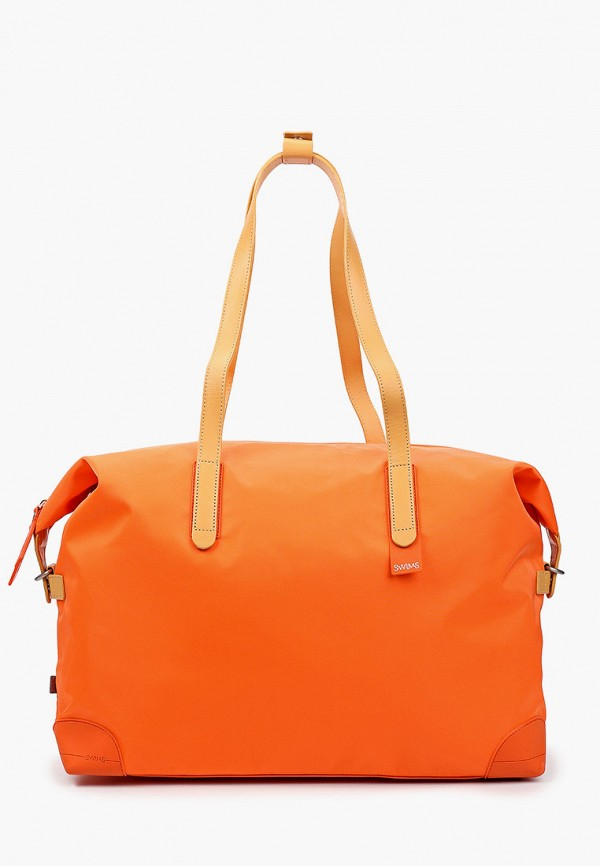 женская дорожные сумка swims, оранжевая