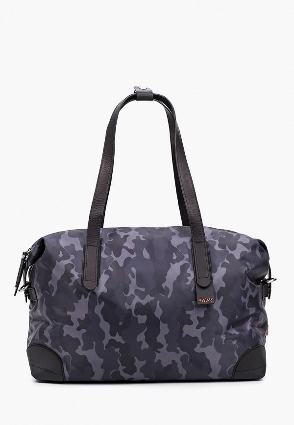 женская дорожные сумка swims, фиолетовая