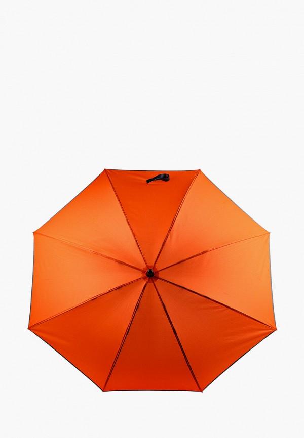 женский зонт-трости swims, оранжевый