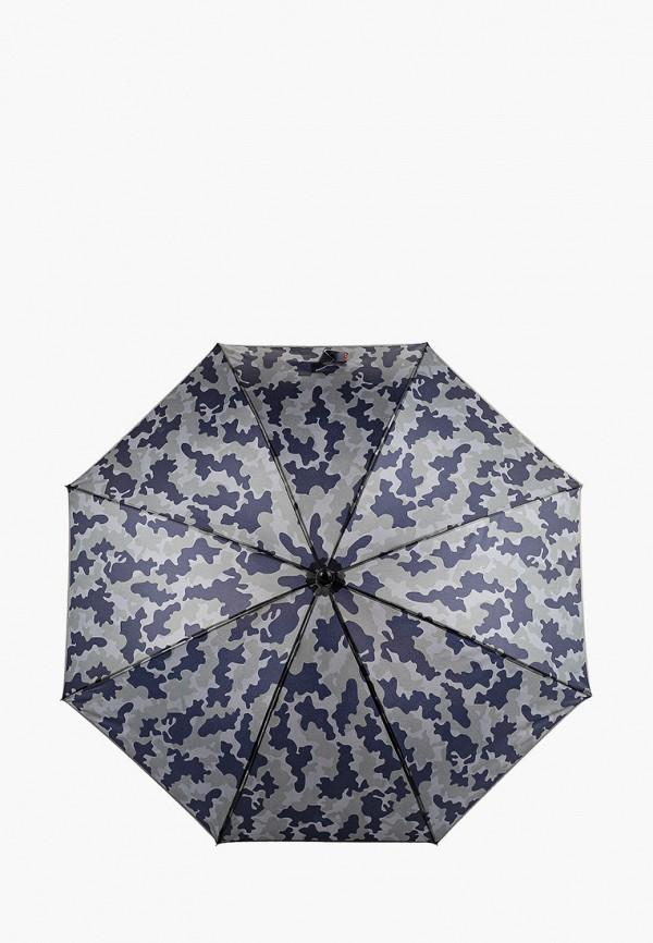 женский зонт-трости swims, разноцветный