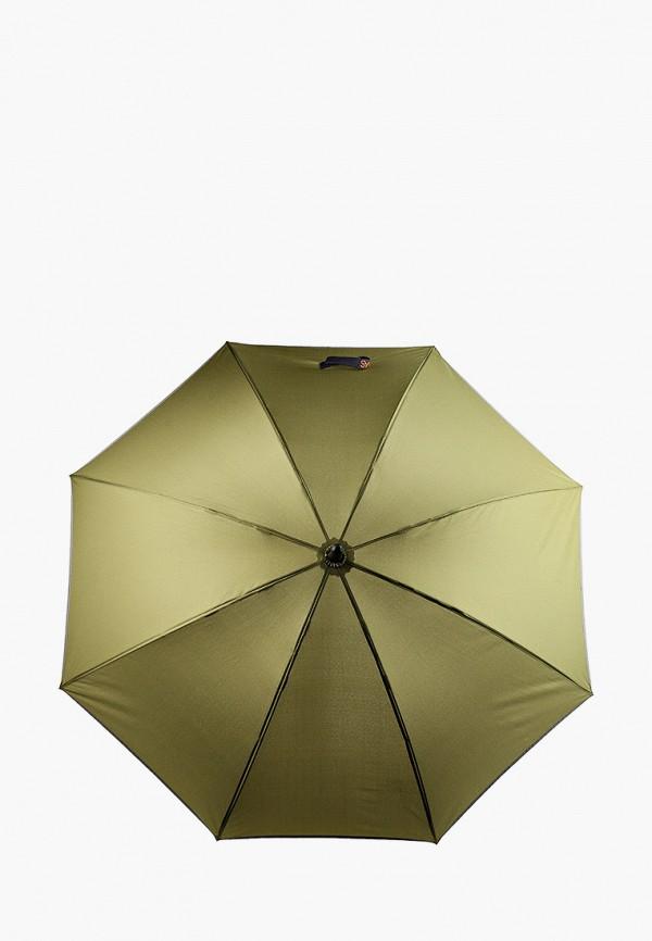 женский зонт-трости swims, хаки