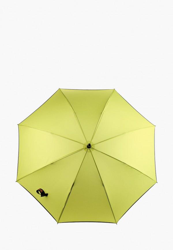 женский зонт-трости swims, зеленый