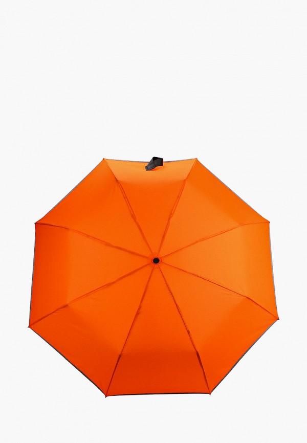 женский складные зонт swims, оранжевый