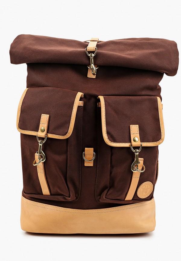 женский рюкзак birkenstock, коричневый