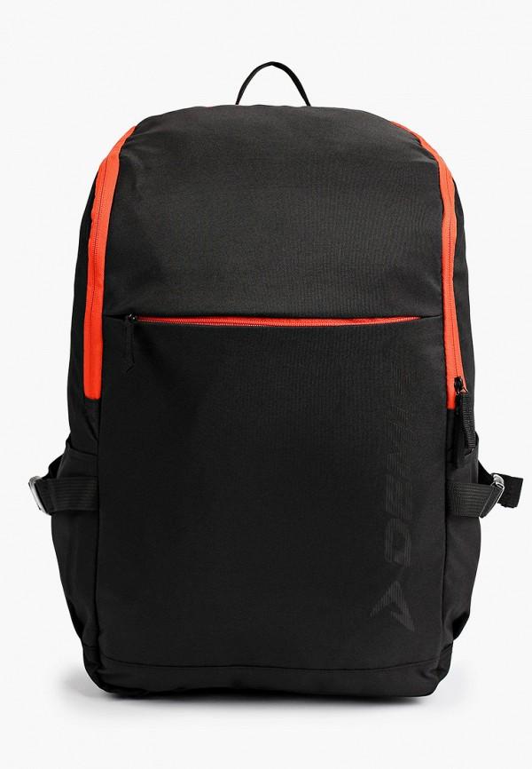женский рюкзак demix, черный