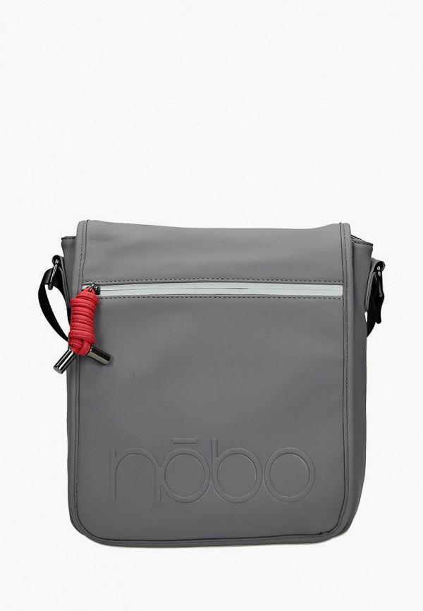 женская сумка nobo, серая