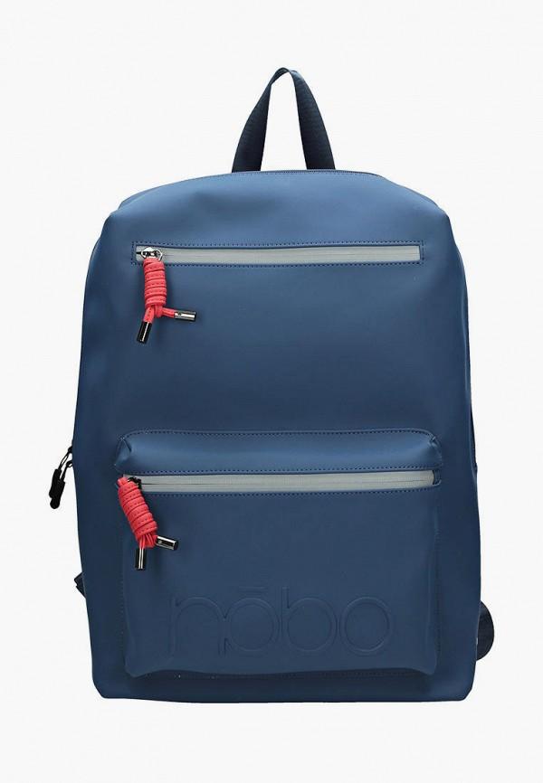 женский рюкзак nobo, синий